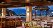 The perfect way to end a beach day at Drake's Lounge at Peter Island Resort & Spa, British Virgin Islands