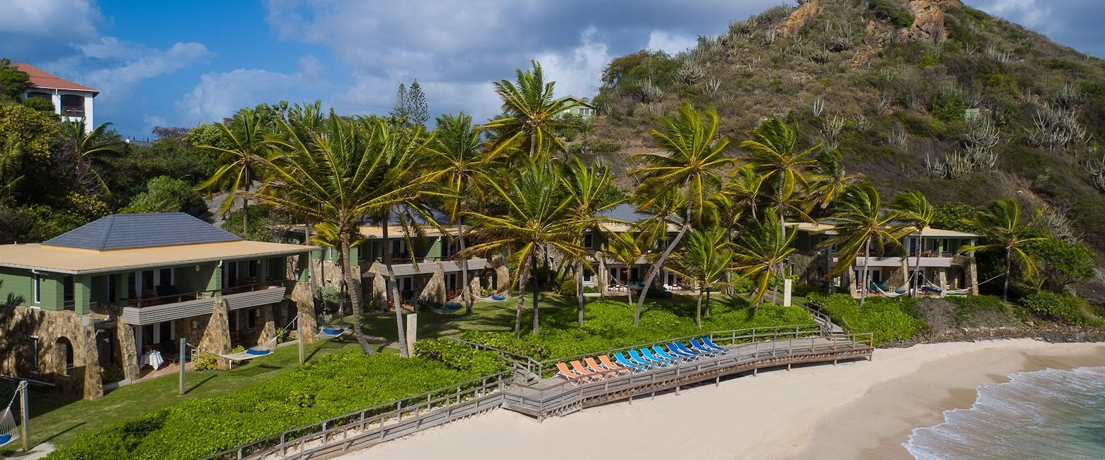 Exterior of Peter Island Resort & Spa, British Virgin Islands