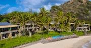 Exterior of Peter Island Resort & Spa, British Virgin Islands