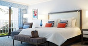 Guest Bedroom with harbour views at Hamilton Princess & Beach Club, Bermuda