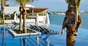 Infinity Pool at Hamilton Princess & Beach Club, Bermuda