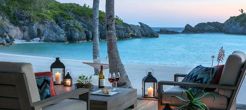Relax and enjoy the surroundings at Hamilton Princess & Beach Club, Bermuda