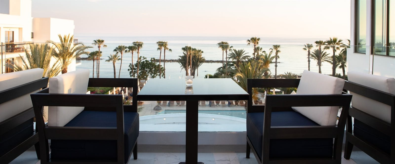 Ouranos Lounge at Annabelle, Paphos, Cyprus