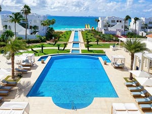 Pool Deck at CuisinArt Golf Resort & Spa, Anguilla