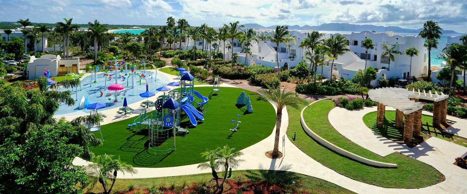 Splash Pad at CuisinArt Golf Resort & Spa, Anguilla