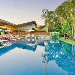 Swimming pool, The Byron at Byron Resort and Spa, Australia