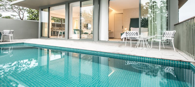 One bedroom villa at COMO Point Yamu, Phuket, Thailand