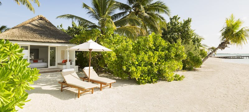Beach Villa at LUX* South Ari Atoll, Maldives