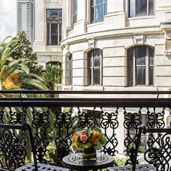 Views at Omni Royal, New Orleans