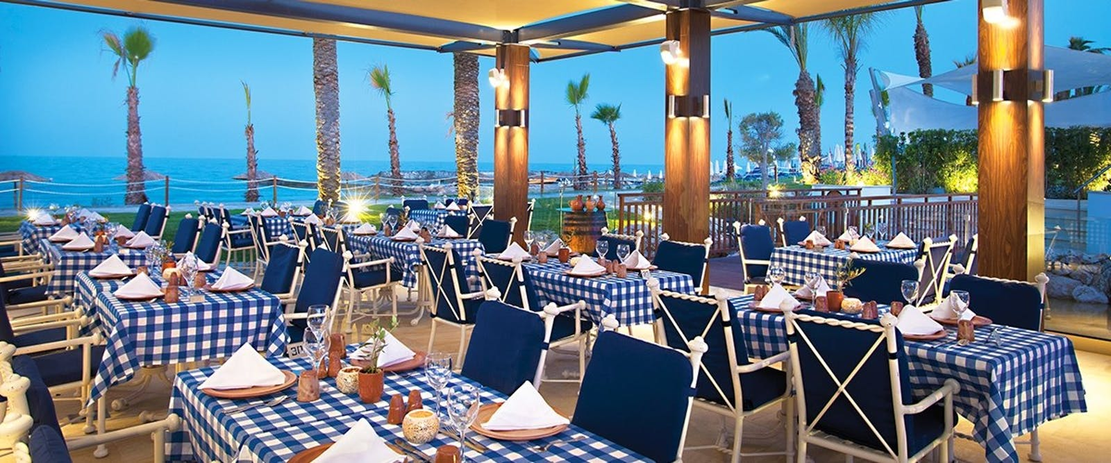 Dining Area, Olympic Lagoon Resort, Paphos, Cyprus