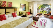 Junior suite with garden view at Tamarind by Elegant Hotels, Barbados