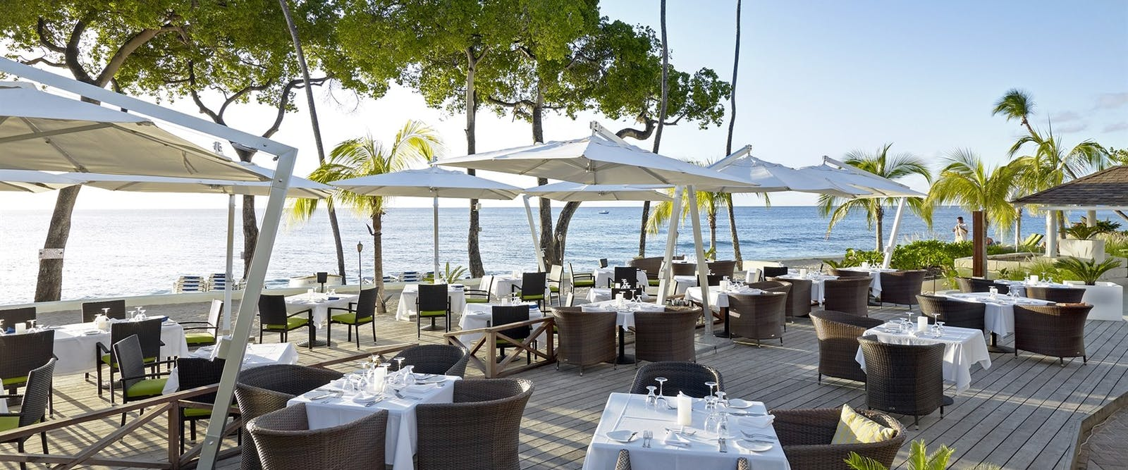 Restaurant at Tamarind by Elegant Hotels, Barbados