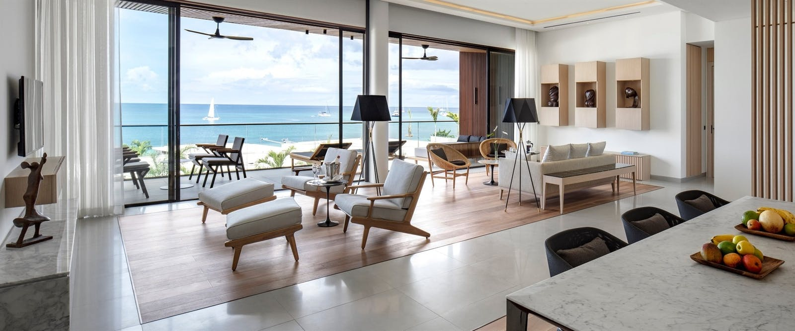 Penthouse Suite at Silversands, Grenada, Caribbean