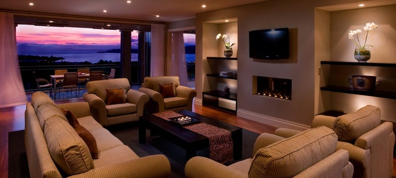 Presidential Suite at Hilton Lake Taupo