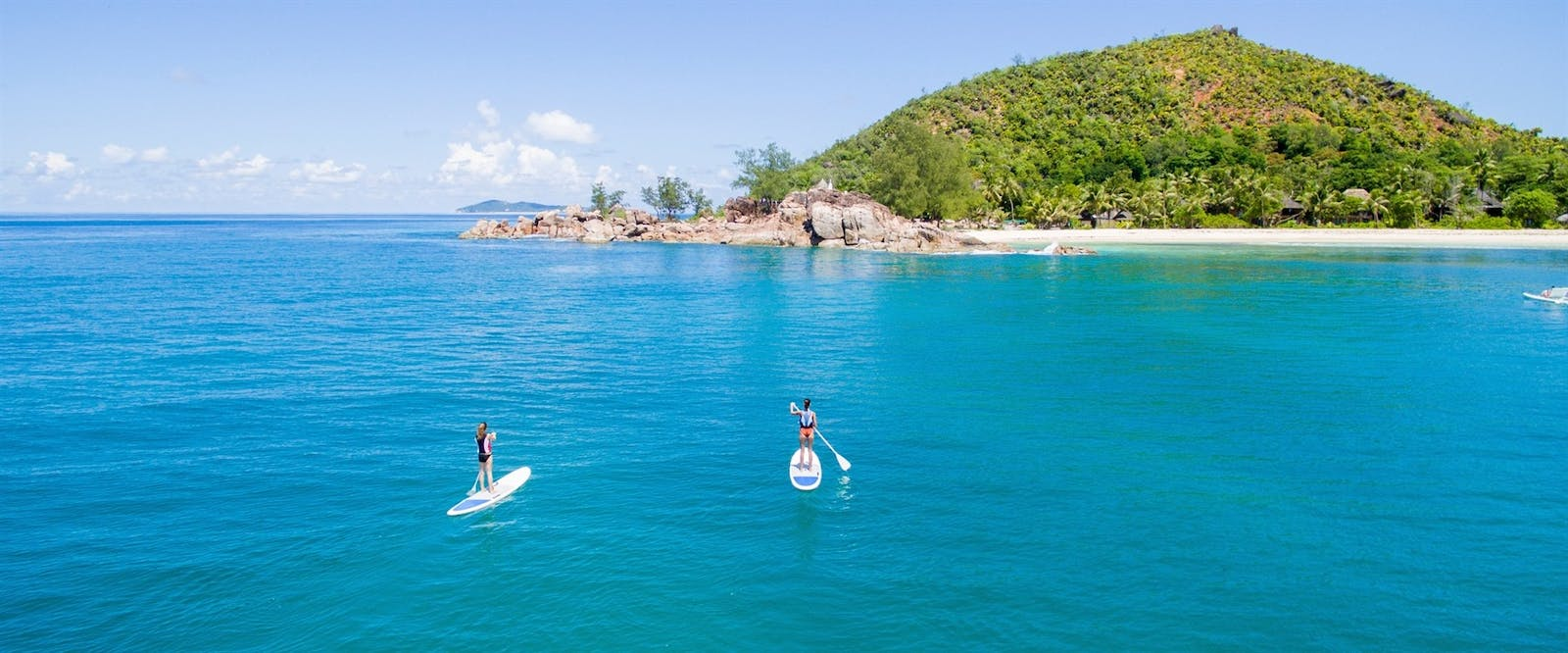 Water Sports at Constance Lemuria Resort, Seychelles