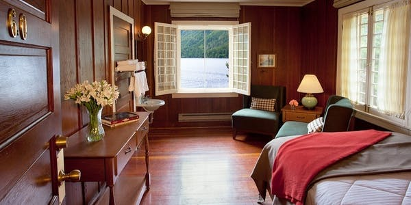 historic lake crescent lodge rooms