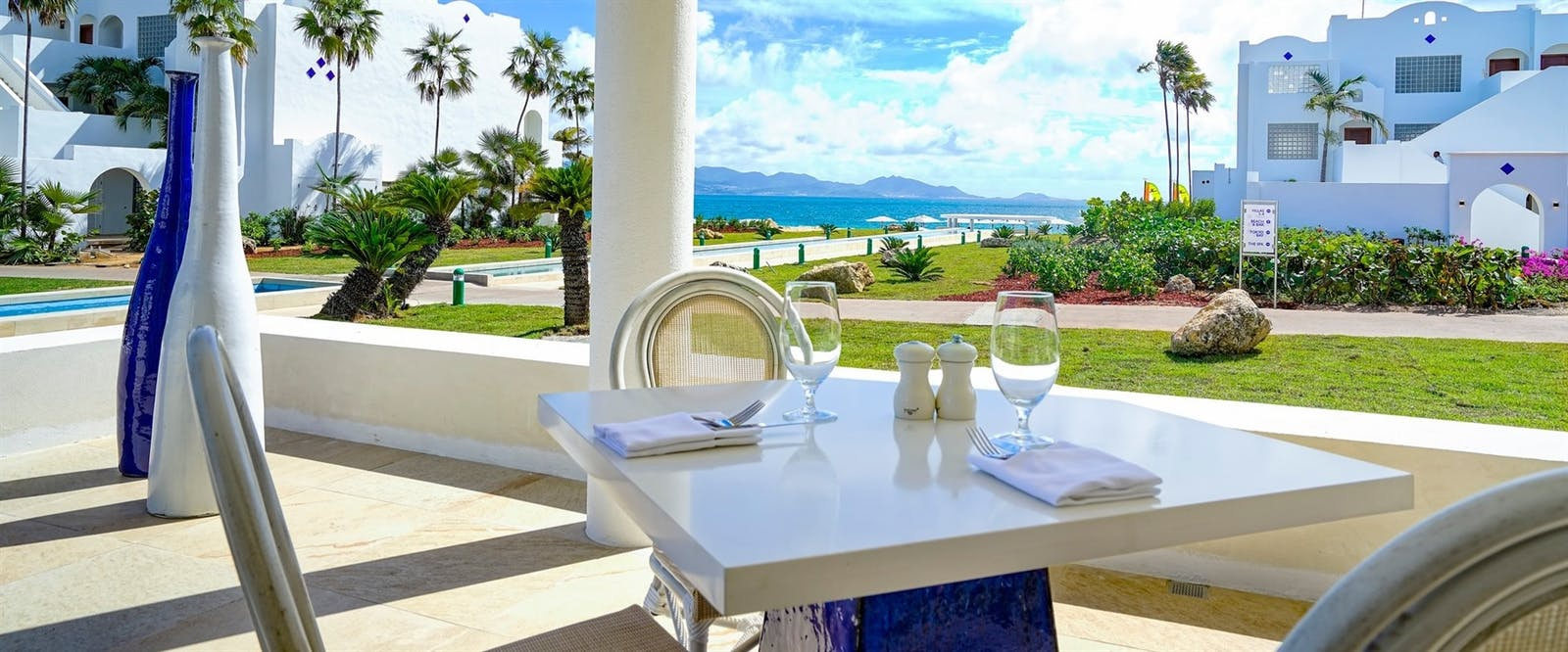 Mosaic Restaurant at CuisinArt Golf Resort & Spa, Anguilla
