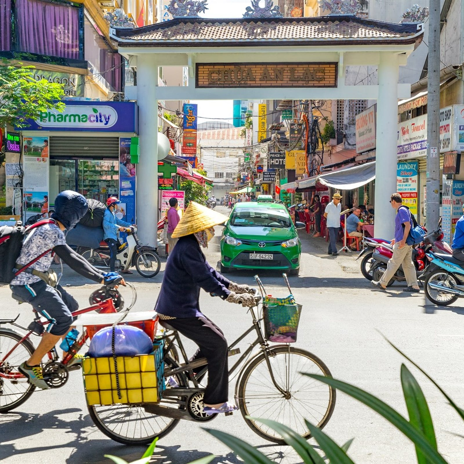 Ho Chi Minh City Sightseeing
