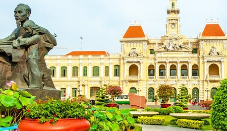 HO CHI MINH CITY - Sightseeing