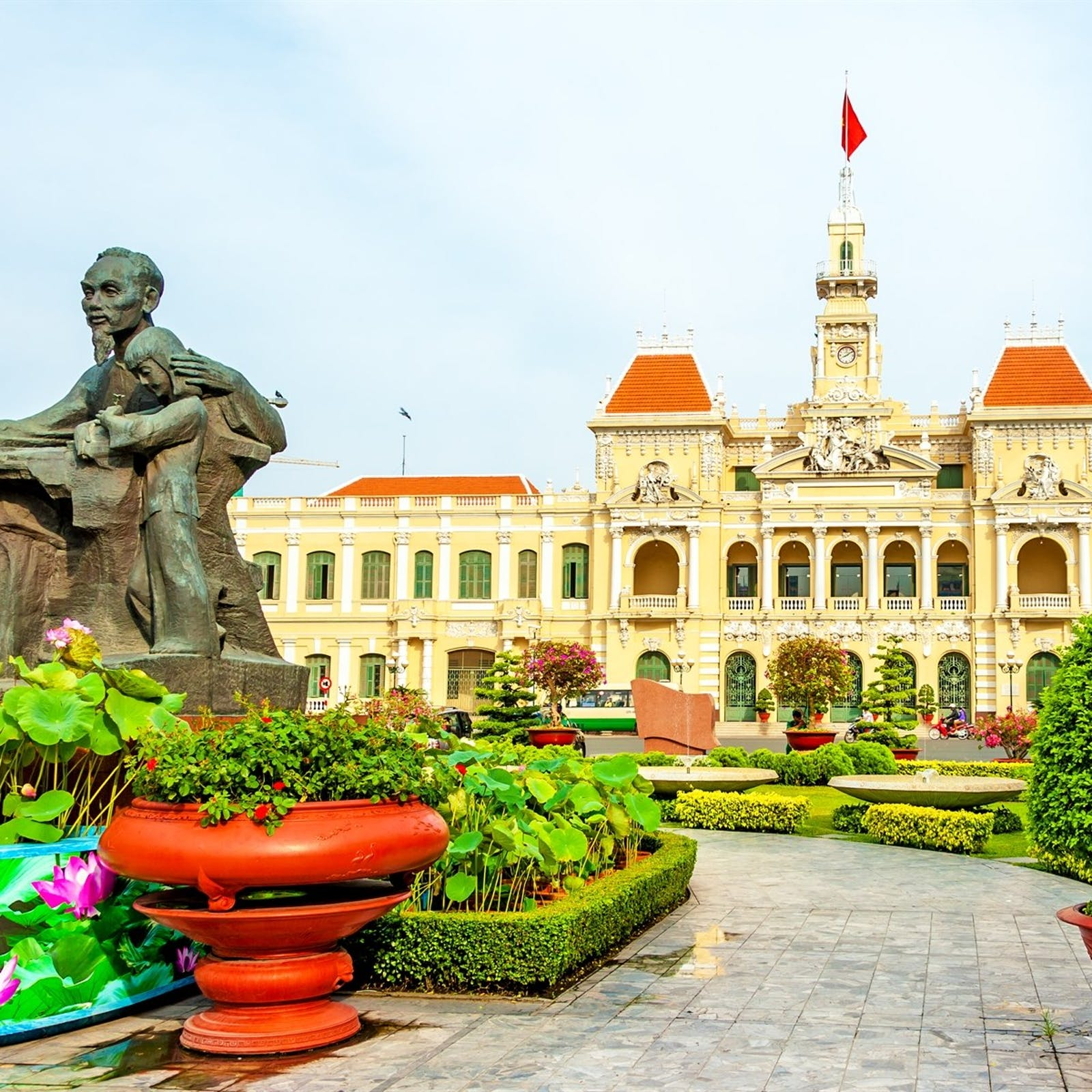 Hue to Ho Chi Minh City