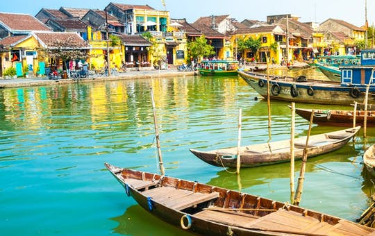 Ho Chi Minh City to Hoi An