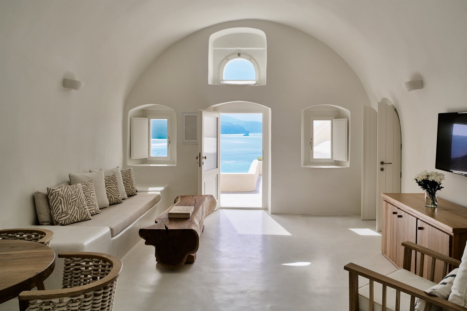 Holistic Villa, Mystique, Santorini, Greece