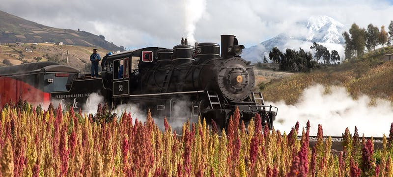 Ecuador by Rail tour