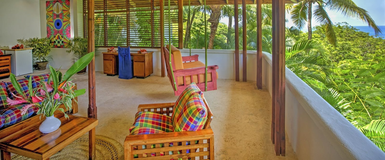 Deluxe Hillside Room at Anse Chastanet, St Lucia