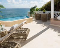 Terrace Suite at Curtain Bluff, Antigua