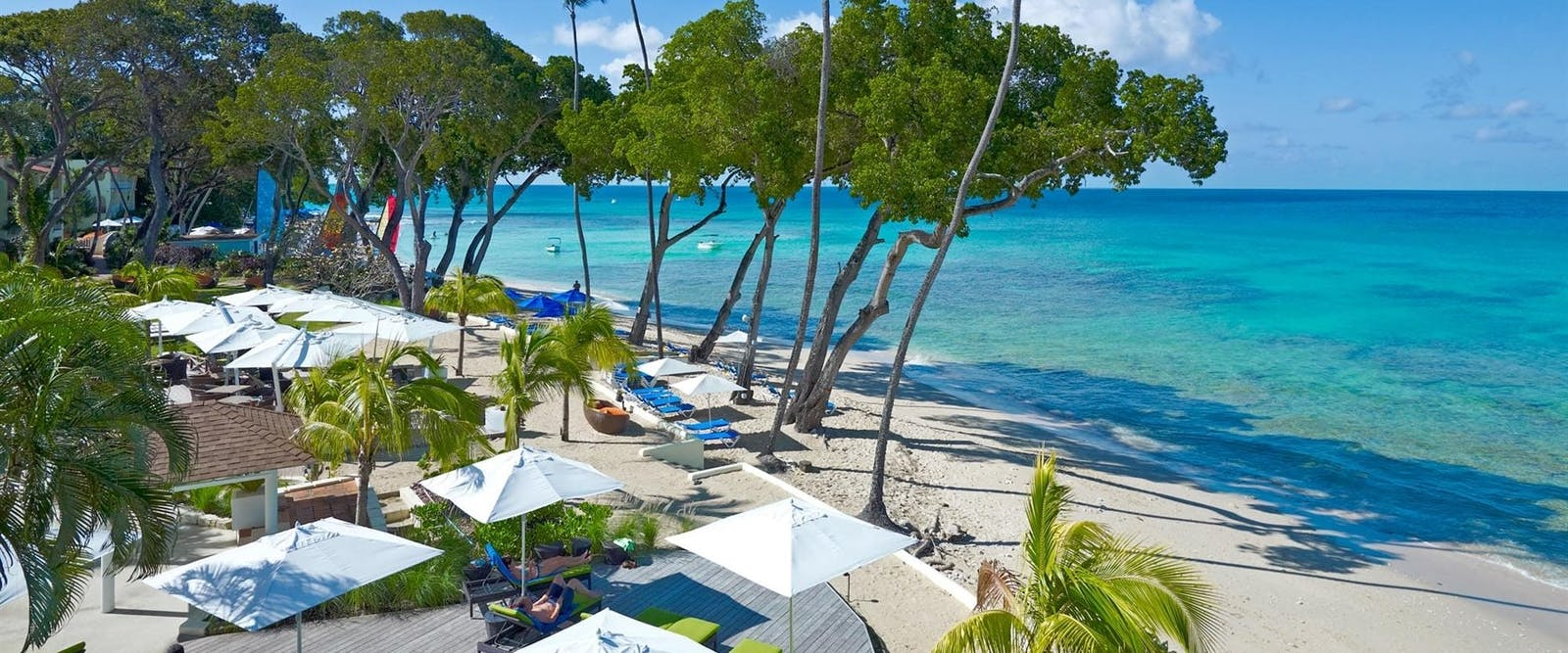 Beach Deck at Tamarind by Elegant Hotels, Barbados