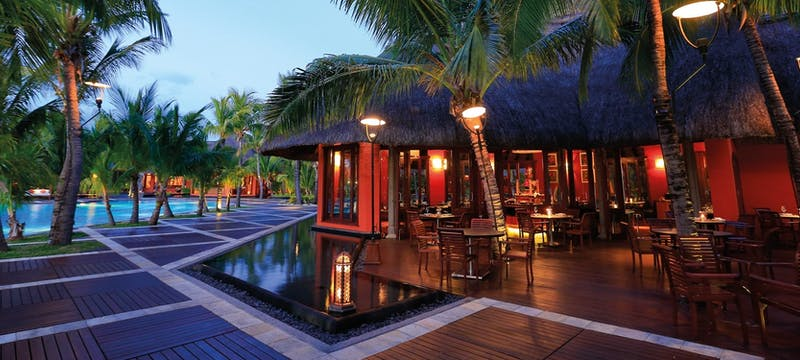 Il Gusto at Dinarobin Beachcomber Golf Resort & Spa, Mauritius
