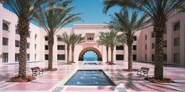 Shangri-La's Al Husn Resort & Spa