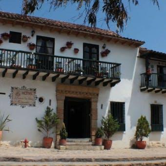 Exterior of Hotel La Posada de San Antonio