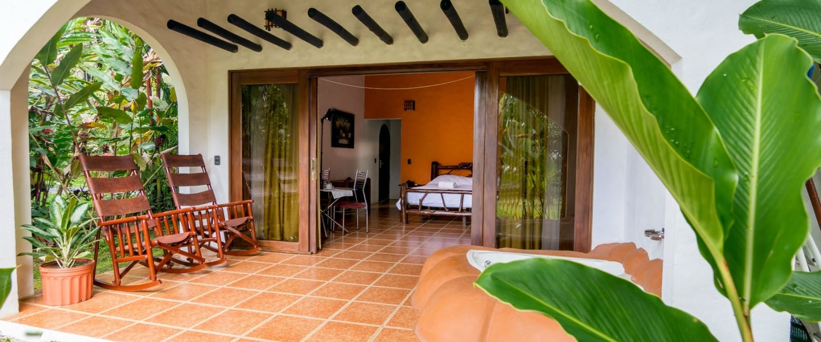 Casita premium bedroom, Mountain Paradise Hotel