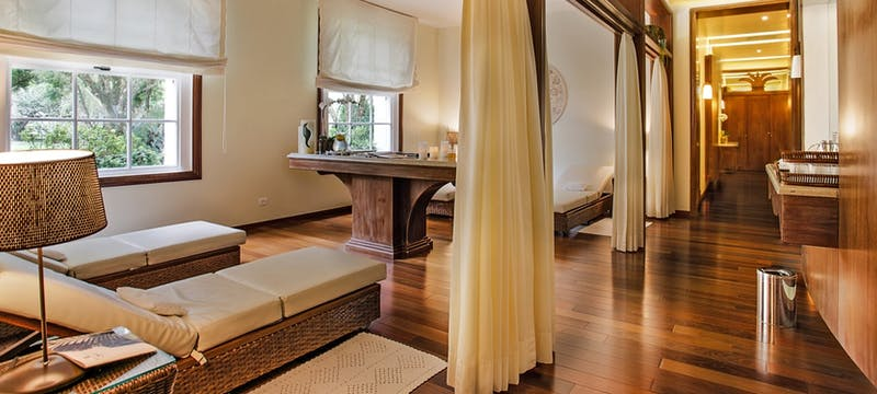 Hotel spa at Belmond Das Cataratas, Brazil