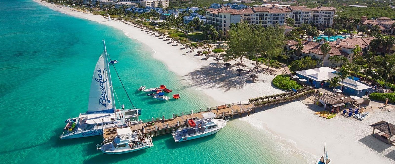 Jetty at Beaches Turks & Caicos Resort Villages & Spa