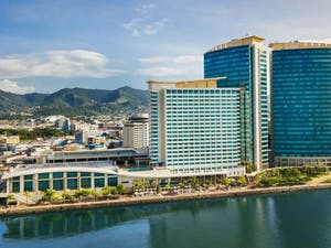 View of the Hyatt Regency Trinidad