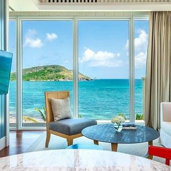 Accommodation at Park Hyatt St Kitts