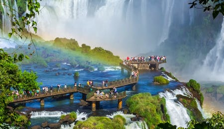 Iguazu National Park.