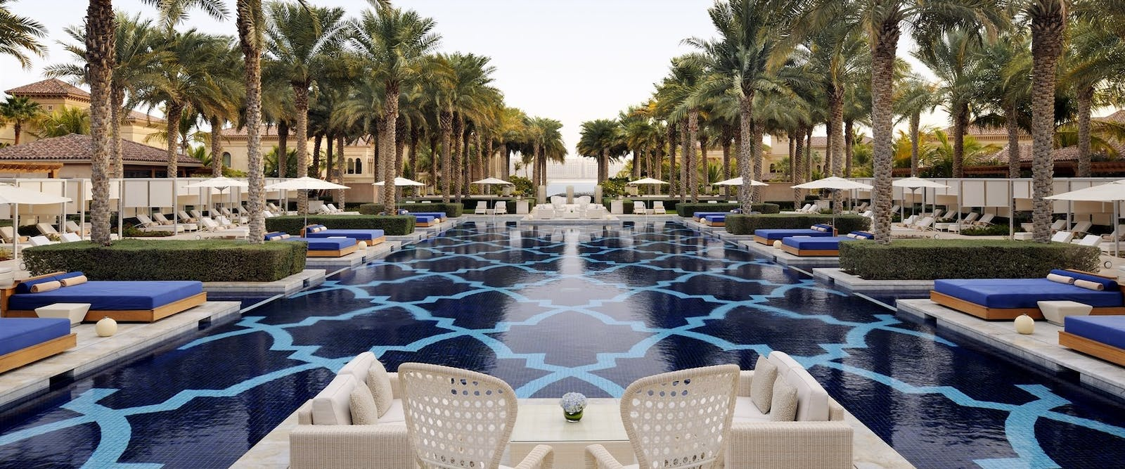 Swimming Pool at One&Only The Palm, Dubai