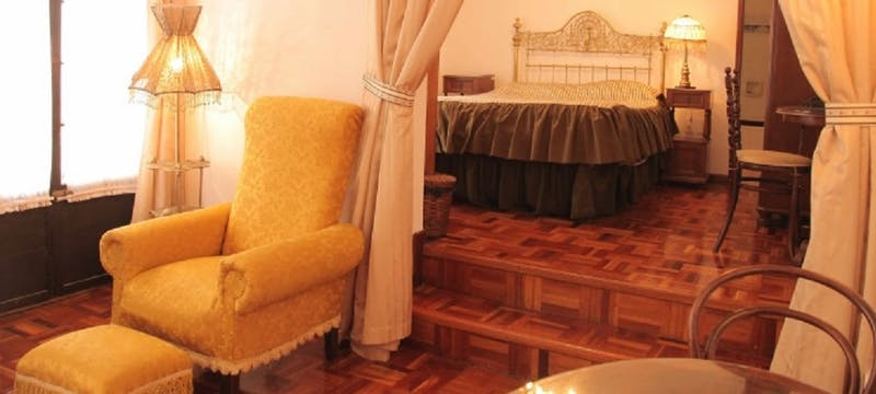 grand bedroom, Hotel de su Merced, Sucre