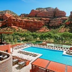Swimming Pool, Enchantment Resort and Mii Amo Spa, Arizona