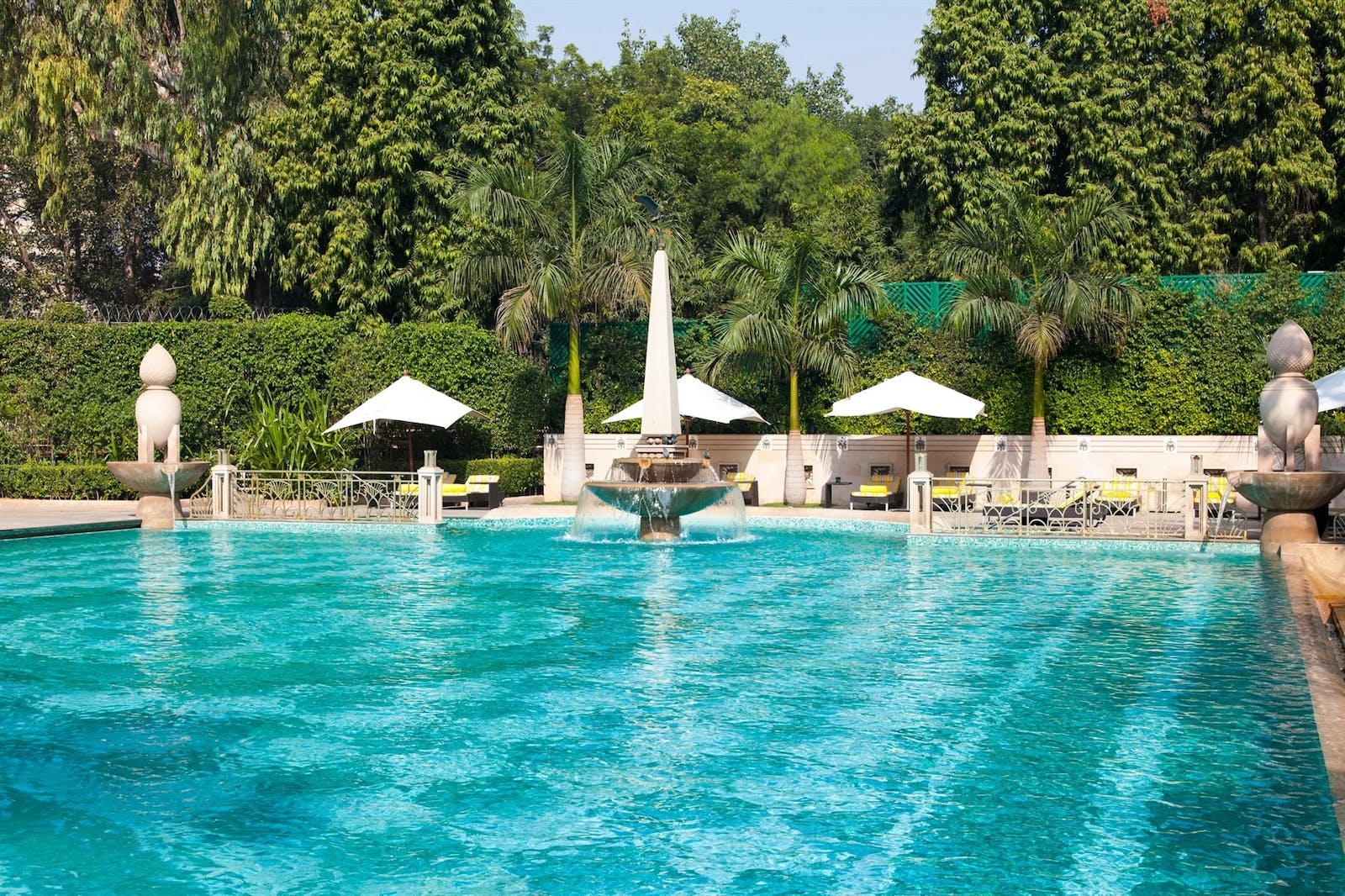 pool area of the imperial new delhi