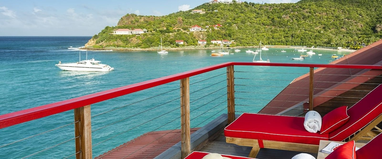 Fregate Premium Suite at Eden Rock, St Barths