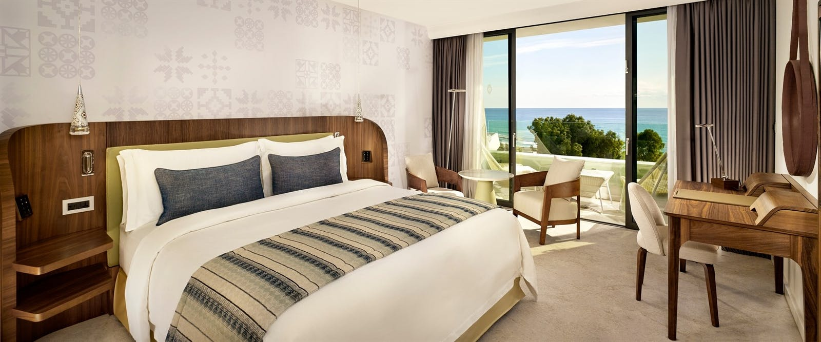 Superior Sea View Room at Parklane, a Luxury Collection Resort & Spa, Limassol, Cyprus