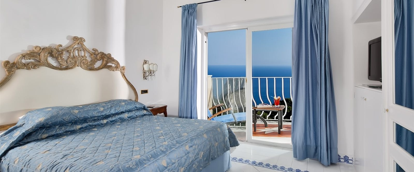 Grand Hotel Quisisana Holidays Luxury Capri Hotel