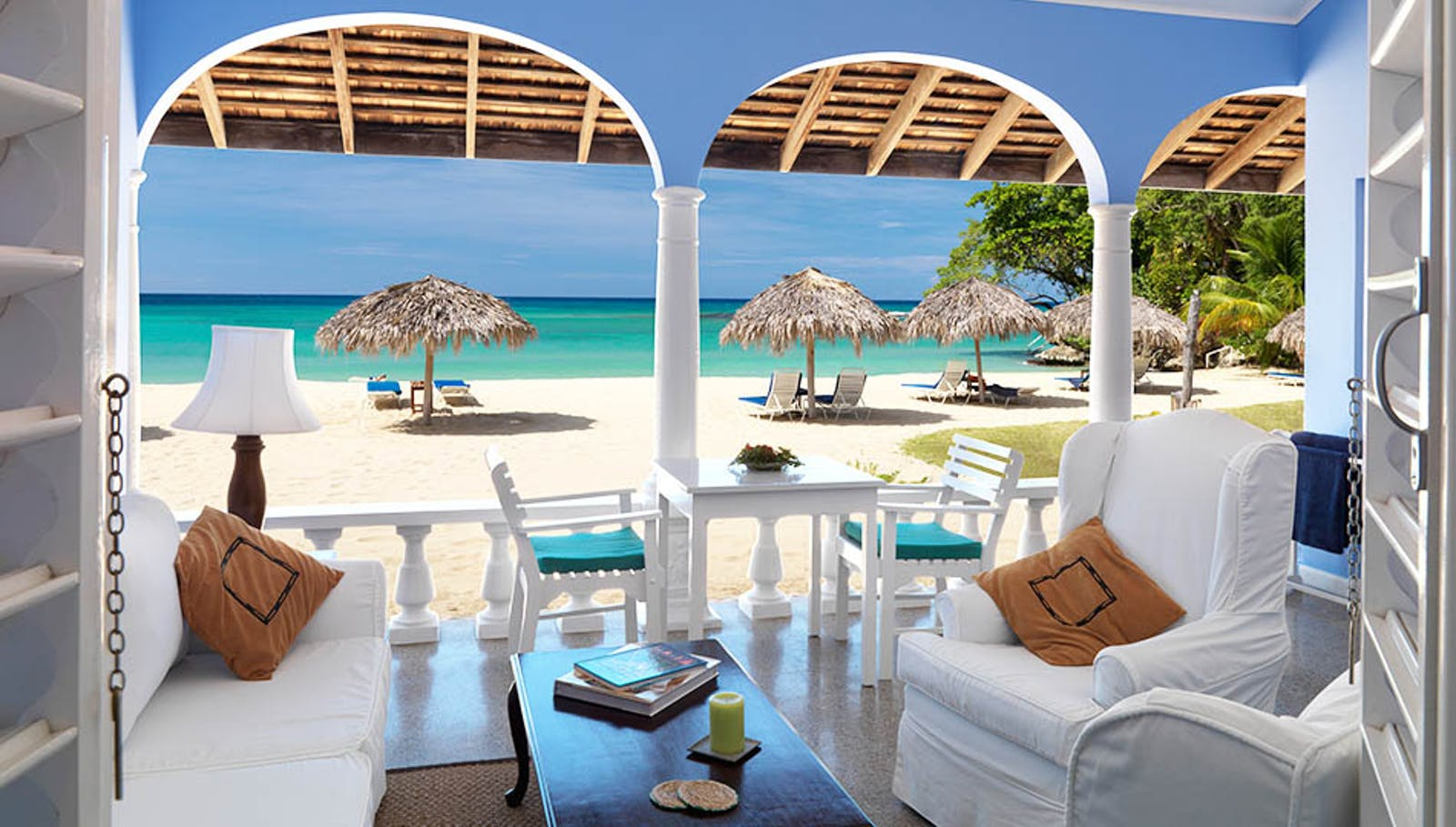 Premier Verandah Suite at Jamaica Inn, Jamaica