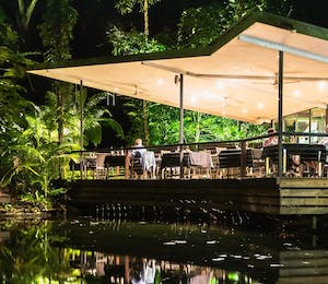 Restaurant, Daintree Eco Lodge and Spa