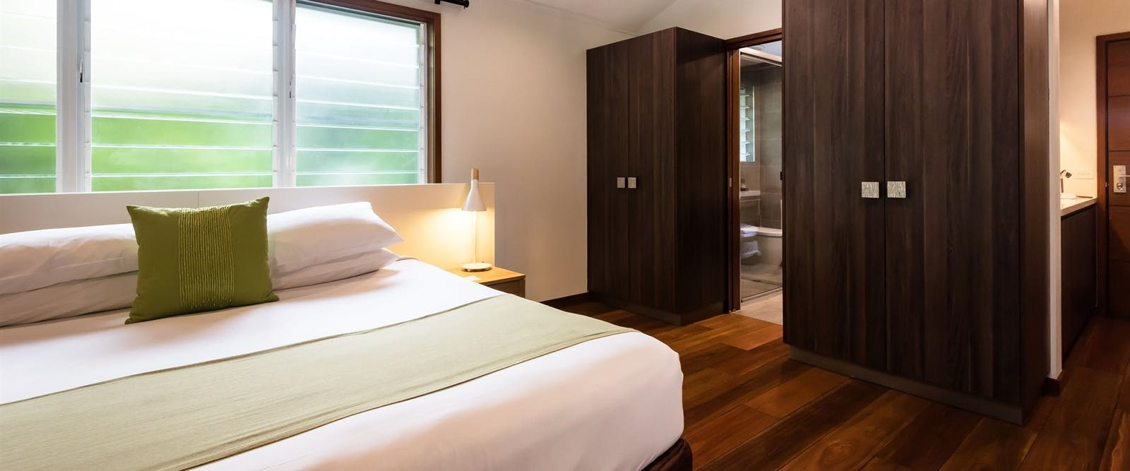 Bedroom interior, Daintree Eco Lodge and Spa