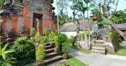 Grounds of belmond jimbaran puri, Bali